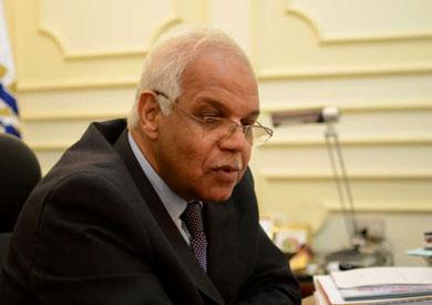 الدكتور جلال مصطفي سعيد محافظ القاهرة