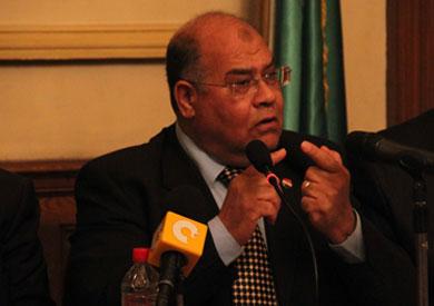 ناجى الشهابي عضو ائتلاف الجبهة المصرية رئيس حزب الجيل