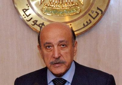 اللواء عمر سليمان - المرشح لرئاسة الجمهورية