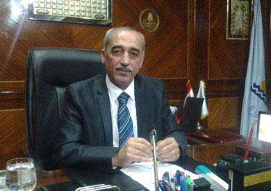 المهندس أسامة حمدي محافظ كفر الشيخ