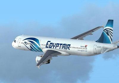 طائرة مصر الطيران