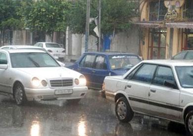سقوط أمطار على معظم أنحاء الجمهورية اعتبارا من الغد