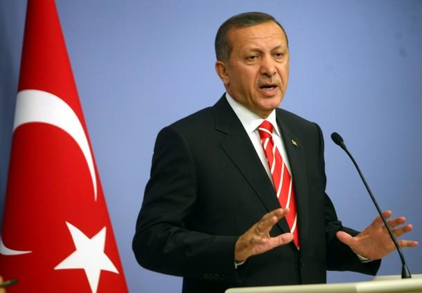 الرئيس رجب طيب اردوغان