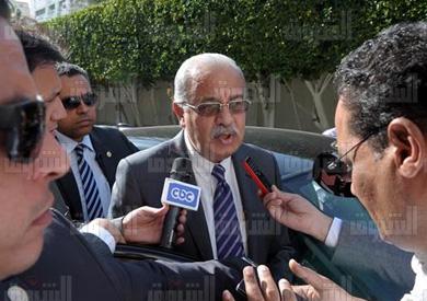 رئيس مجلس الوزراء المهندس شريف إسماعيل - تصوير: سليمان العطيفي
