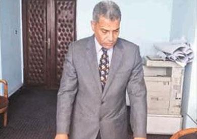 سامح صقر، رئيس قطاع المياه الجوفية بوزارة الري
