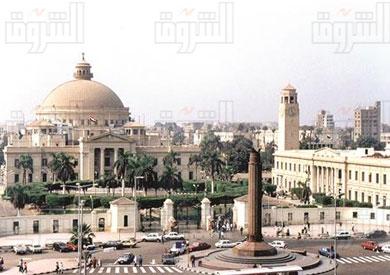 جامعة القاهره - تصوير احمد عبد اللطيف