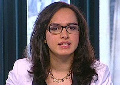 الصحفية البريطانية «رنا رحيمبور»