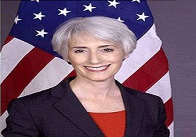 مساعد وزير الخارجية الأمريكى للشئون السياسية - ويندى شيرمان