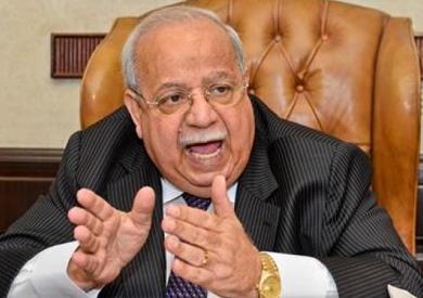 المستشار يحيي قدري، النائب الأول لرئيس حزب الحركة الوطنية