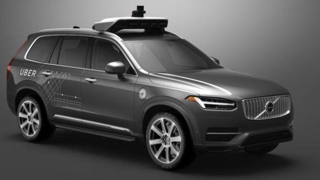 أوبر تتحدى طلب وقف اختبار سياراتها ذاتية القيادة في كاليفورنيا