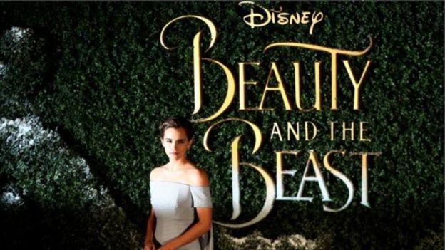 تؤدي الممثلة إيما واتسون دور الشخصة الرئيسية في الفيلم
