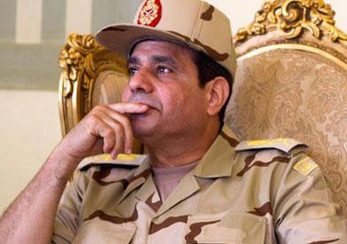 المشير عبد الفتاح السيسي، وزير الدفاع