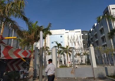 مستشفى أبو خليفة للعزل بالإسماعيلية