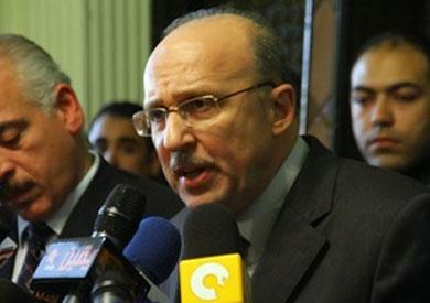 الدكتور عادل عدوي وزير الصحة
