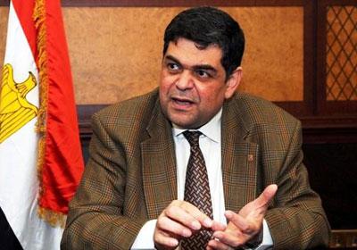 الدكتور أشرف حاتم أمين المجلس الأعلي للجامعات