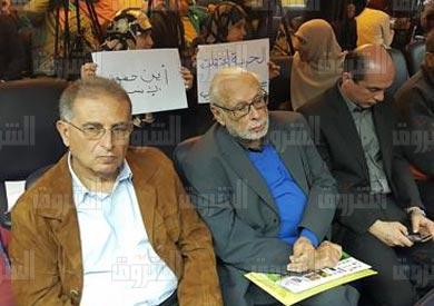 «أحزاب ٢٥يناير»: أخطأنا.. وجاهزون لاستكمال الثورة - تصوير: احمد عبد اللطيف