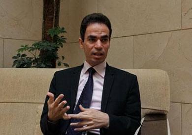 الكاتب الصحفي والإعلامي أحمد المسلماني