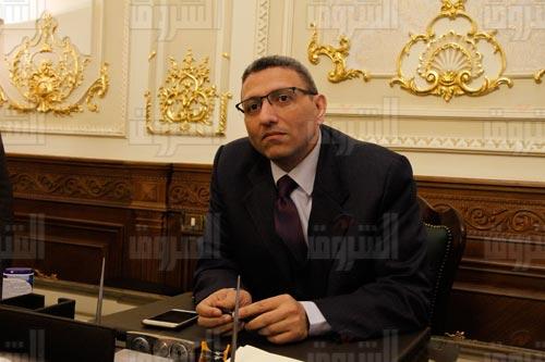 اﻷمين العام لمجلس النواب أحمد سعد الدين