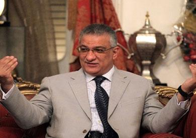 وزير التنمية المحلية، الدكتور أحمد زكي
