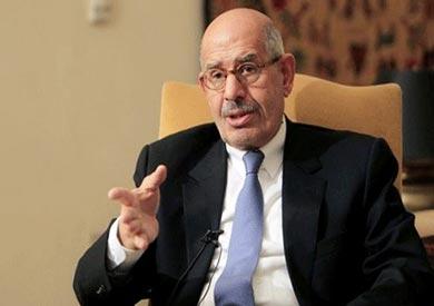 «البرادعي»: عمر سليمان كان ينوي تعيني رئيسا للوزراء حال فوزه بالرئاسة