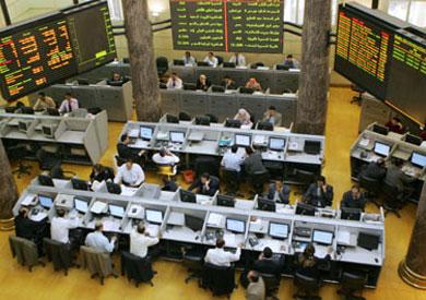 البورصة المصرية - ارشيفية