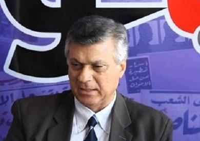 الدكتور علاء ياسين، مستشار وزير الري لشؤون السدود