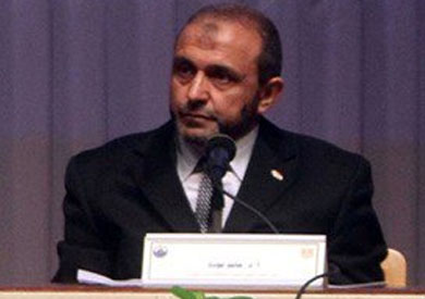الدكتور حاتم عودة، رئيس المعهد القومي للبحوث الفلكية