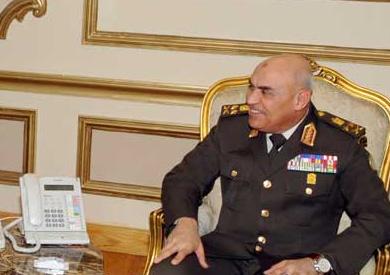 الفريق أول صدقي صبحي القائد العام للقوات المسلحة