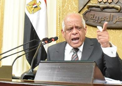 علي عبد العال رئيس مجلس النواب