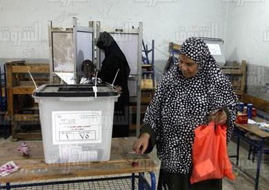 الانتخابات - تصوير: احمد عبد الجواد