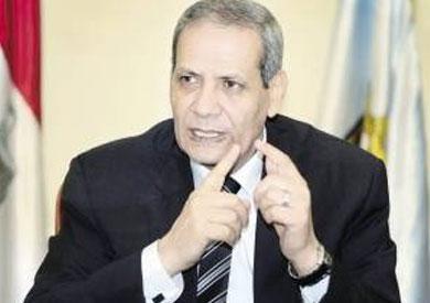 الدكتور الهلالي الشربيني وزير التربية والتعليم