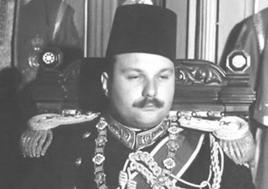 الملك فاروق - ارشيفية