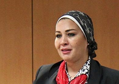 النائبة زينب سالم - ارشيفية