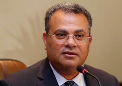 الدكتور القس أندريه زكي رئيس الطائفة الإنجيلية فى مصر