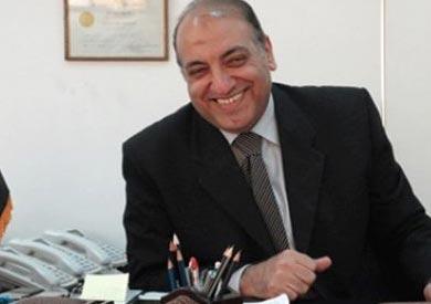 رئيس الهيئة العامة للخدمات البيطرية-الدكتور إبراهيم محروس