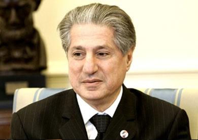 الرئيس اللبناني الأسبق أمين الجميل