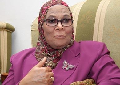 الدكتورة آمنة نصير، عضو مجلس النواب