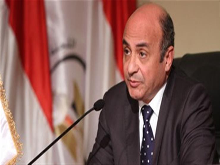 عمر مروان وزير شئون مجلس النواب الجديد