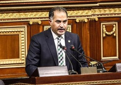 النائب سليمان وهدان- وكيل مجلس النواب