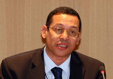 دكتور أيمن سلامة أستاذ القانون الدولي عضو المجلس المصري للشئون الخارجية