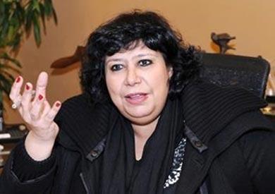إيناس عبد الدايم - ارشيفية
