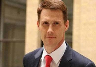 السفير البريطاني في القاهرة جون كاسن
