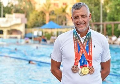 نبيل إبراهيم السباح المصري