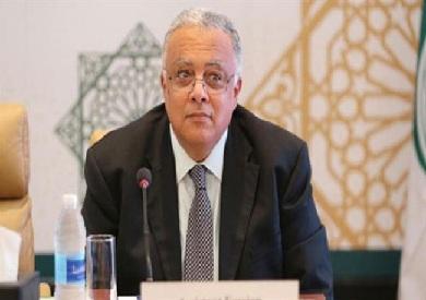 السفير إيهاب جمال الدين