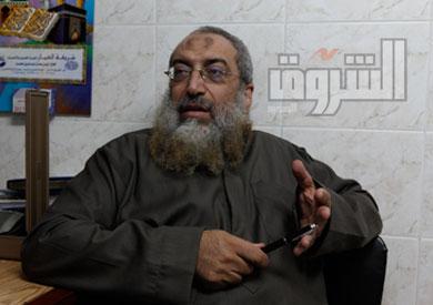 ياسر برهامي نائب رئيس الدعوة السلفية