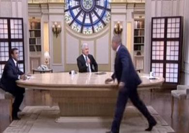 لحظة الاشتباك بين «شوبير والطيب»