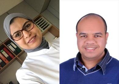 لطبيب المصري حسين عبد الفتاح المقيم في ألمانيا وزوجته الدكتورة همت مصطفى