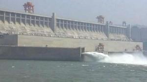 لمشروع بناء سد ومحطة لتوليد الكهرباء على نهر الكونغو«