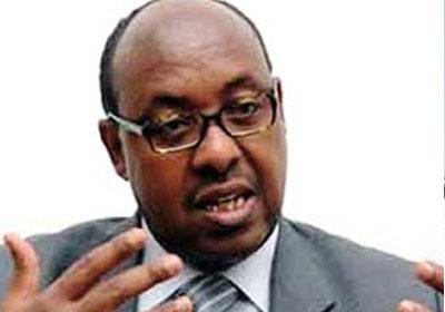 السفير محمود درير-سفير أثيوبيا فى مصر