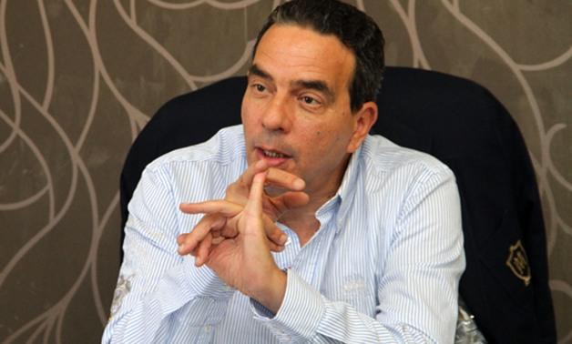 أيمن أبو العلا عضو مجلس النواب